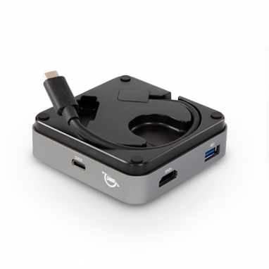 USB-C Travel Dock Space Gray (NEW)
