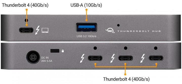 OWC Thunderbolt Hub