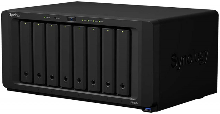 SYNOLOGY DiskStation DS1821+ 8-bay NAS