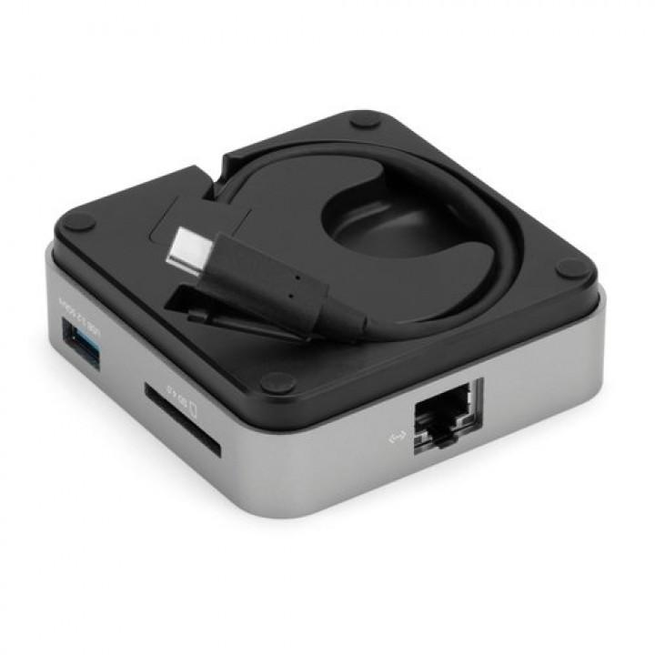 USB-C Travel Dock E Space Gray
