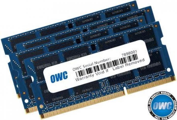 64.0GB (4x 16GB) 1867MHz DDR3 SO-DIMM PC3-14900 SO-DIMM 204 Pin CL11 Memory Upgrade Kit