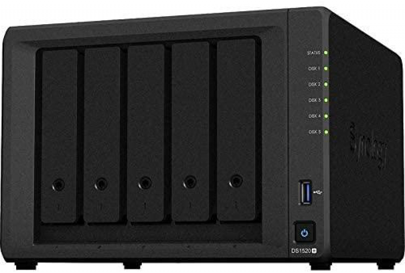 Synology DiskStation DS1520+ (5 Bay)