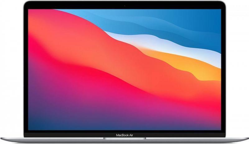 MacBook Air 13 Apple M1 8C CPU/7C GPU/8GB/256GB - Prateado