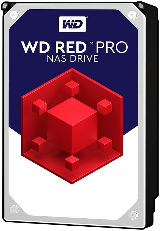 HDD 16TB WD RED PRO 512mb cache 7200rpm SATA 6gb/s 3.5'