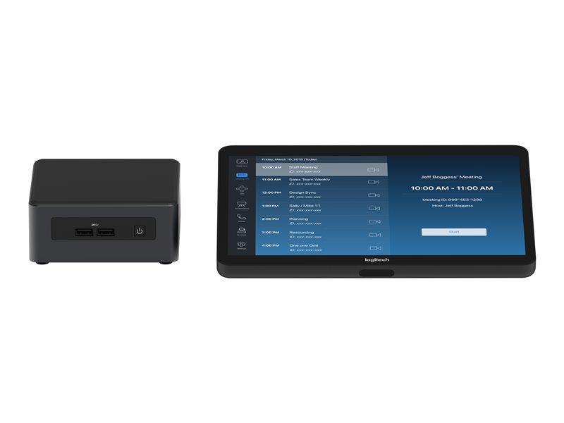 Logitech Tap Room Solution for Zoom -Base