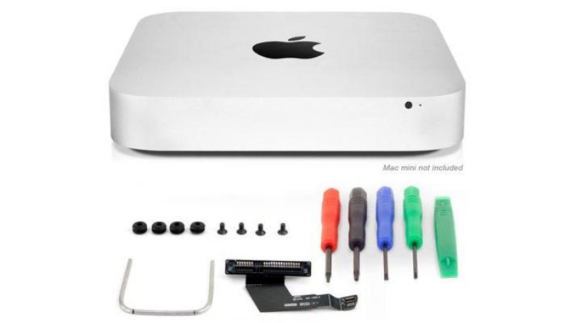 Mac Mini 2011-2013 2nd HD/SSD Flex Cable + Tools