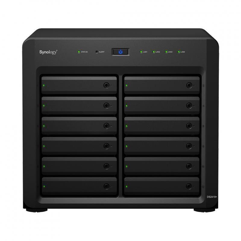Synology DiskStation DS2419+II 12 Bay NAS