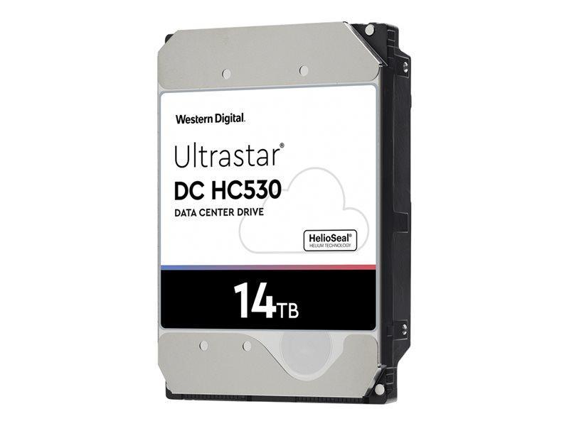 WD Ultrastar DC HC530 WUH721414AL5205 - disco rígido - 14 TB - SATA 6Gb/s