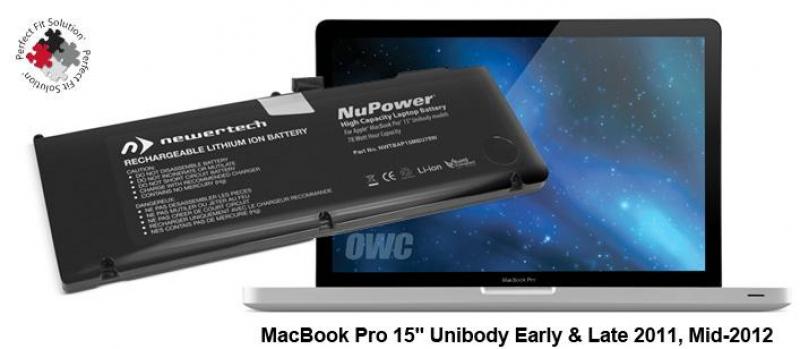 Battery MacBook Pro 13' Unibody 2009-2012 + Tools