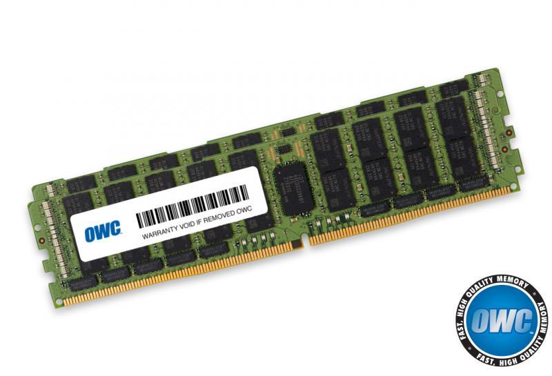 2 x 64.0GB PC23400 2933MHz DDR4 RDIMM for Mac Pro 2019 models
