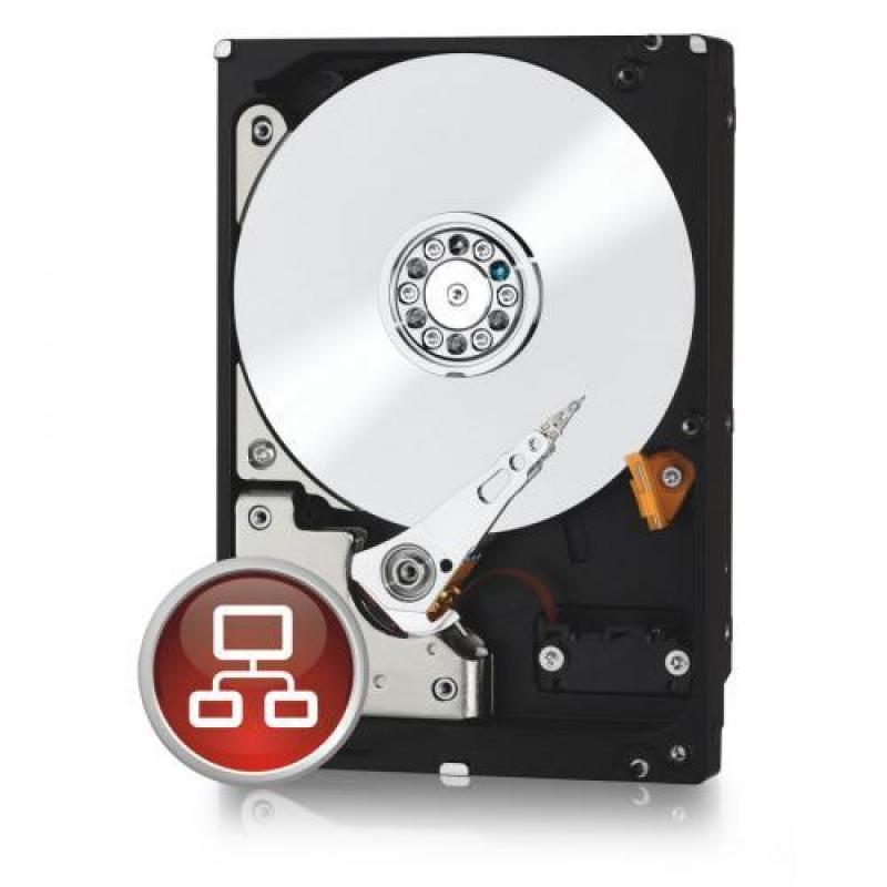 HDD 8TB WD RED Plus 128mb cache 5400rpm SATA 6gb/s 3.5'